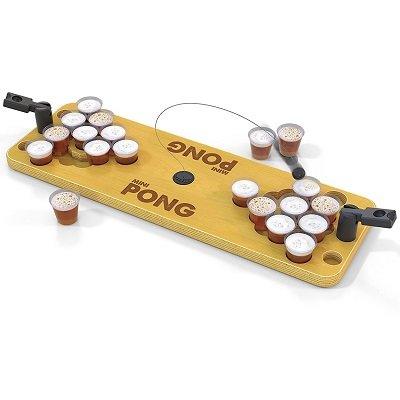 Mini Beer Pong - Beer Gifts