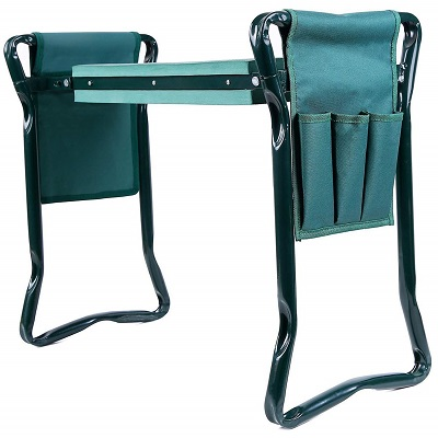 Kneeler and Seat Gift for Gardeners