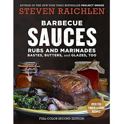 Barbecue Sauces - Grilling Book Gifts