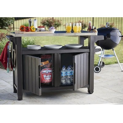 BBQ Table - Grilling Gifts
