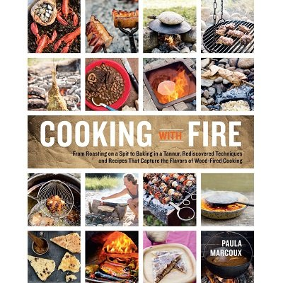Cooking with Fire - Grilling Book Gifts