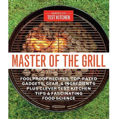 Master of the Grill - Grilling Book Gifts