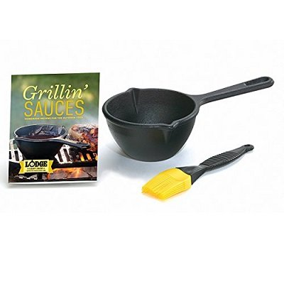 Sauce Melting Pot - Cast Iron Grilling Gifts