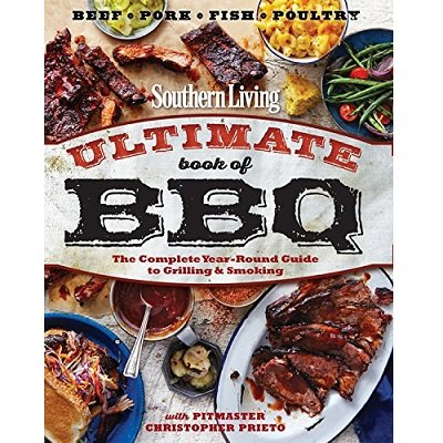 Ultimate Book of BBQ - Grilling Book Gifts