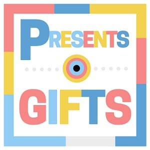 Presents.Gifts Logo - Best Presents Guide
