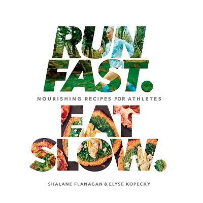 Run Fast Eat Slow Runner Book Gifts