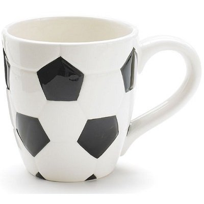 Ball Mug - Soccer Coach Gifts