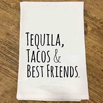 Tequila Kitchen Cloth - Tequila Gifts
