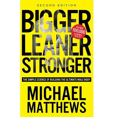 Bigger Leaner Stronger - Weightlifting Book Gifts