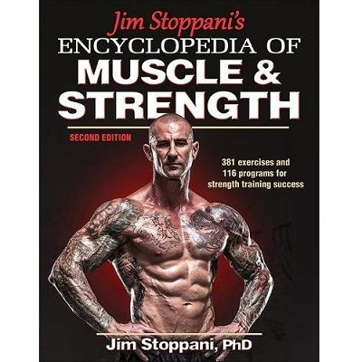 Encyclopedia of Muscle - Weightlifting Book Gifts
