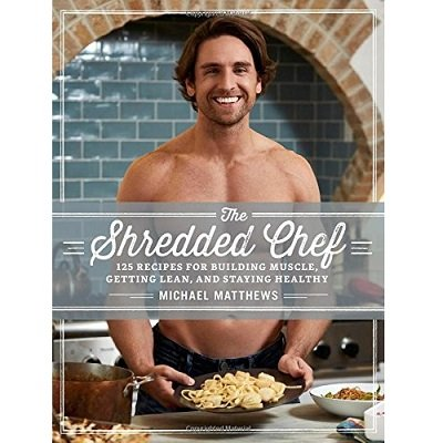 Shredded Chef - Weightlifting Book Gifts