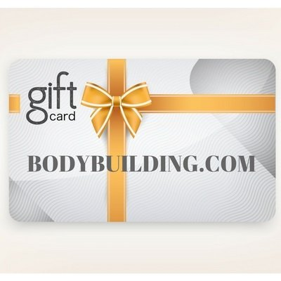 Gift Card - Best Weightlifting Supplement Gifts